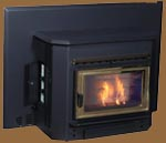 Magnum Pellet Stove Featured on Designing Spaces Airing on